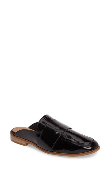 Free People At Ease Loafer Mule, Black
