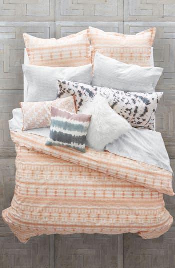 Bcbgeneration Ocean Waves Comforter & Sham Set, Size Twin X-Long - Pink