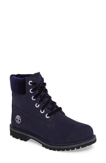 Timberland 6-Inch Premium Boot- Blue