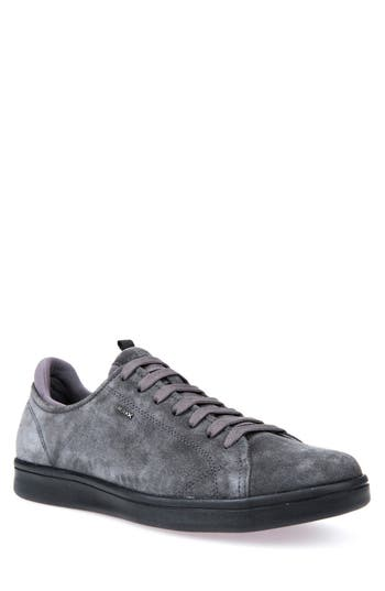 Geox Warrens 8 Low-Top Sneaker, Grey