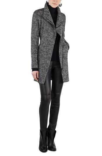 Women's Akris Punto Tweed Jacket