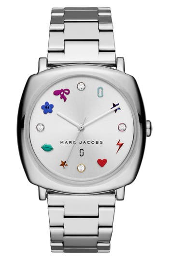 Women's Marc Jacobs Mandy Bracelet Watch, 34Mm