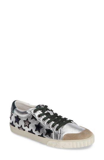 Ash Majestic Sneaker White