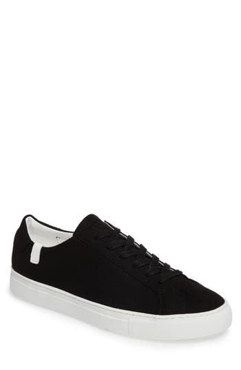 House Of Future Original Low Top Sneaker, Black