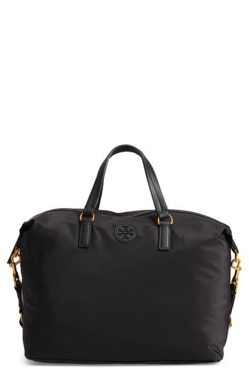 Tory Burch Scout Nylon Satchel -