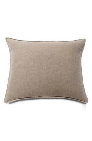Pom Pom At Home Montauk Big Accent Pillow, Size One Size - Brown