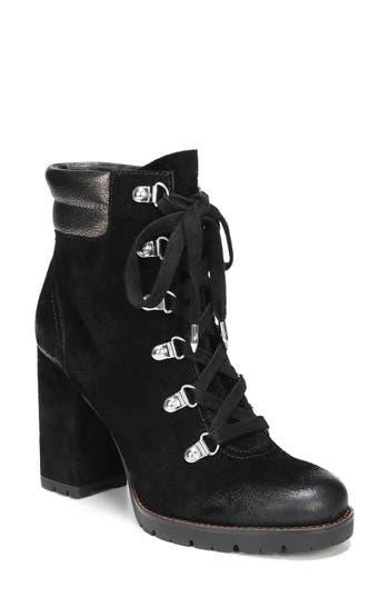 Sam Edelman Carolena Lace-Up Boot, Black