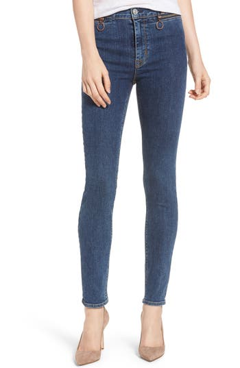 Women's Hudson Jeans Kooper High Waist Skinny Jeans