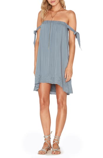 L Space Sweet Dreams Cover-Up Dress, Green