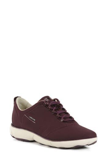 Geox Nebula Slip-On Sneaker, Purple
