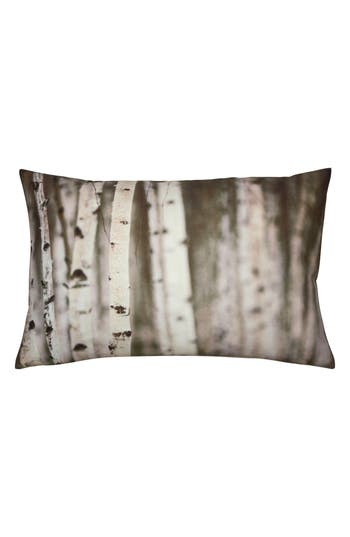 Eightmood Birch Accent Pillow, Size One Size - Brown