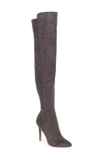 Charles By Charles David Perfect Over The Knee Boot, Grey