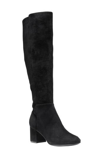 Cole Haan Lyric Knee-High Boot, Black