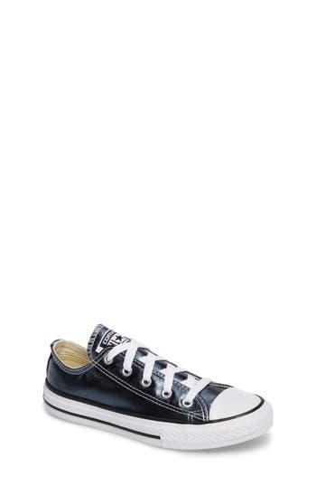 Girl's Converse Chuck Taylor All Star Metallic Sneaker