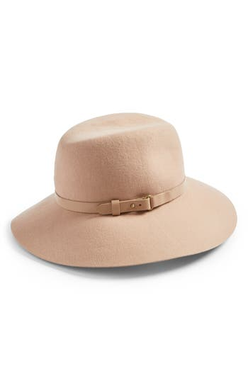 Women's Eric Javits 'Fanny' Water Repellent Wool Fedora - at NORDSTROM.com