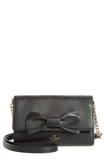 Women's Kate Spade New York Olive Drive - Corin Leather Convertible Clutch -