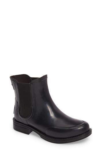Ugg Aviana Chelsea Rain Boot, Black