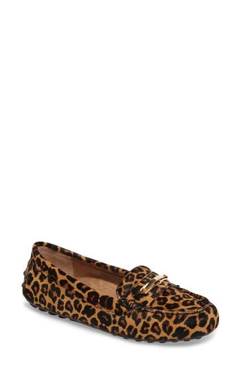 Vionic Ashby Loafer Flat, Brown