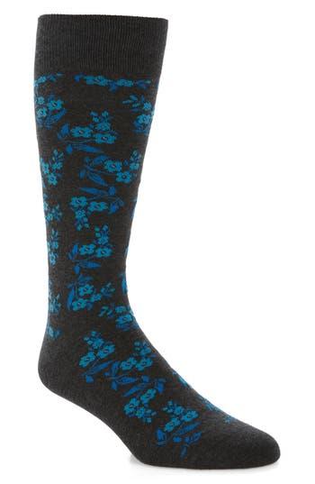 Men's Calibrate Floral Socks