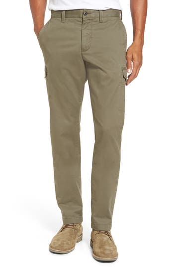 Nordstrom Shop Regular Fit Cargo Pants, Green