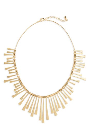 Panacea Bar Bib Necklace