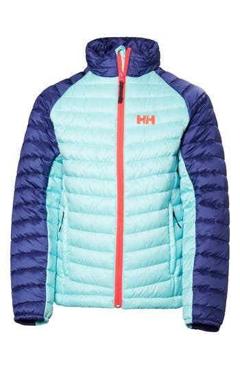 Girl's Helly Hansen Jr. Juell Insulator Jacket