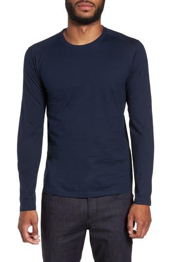 Boss Tenison Long Sleeve T-Shirt, Blue