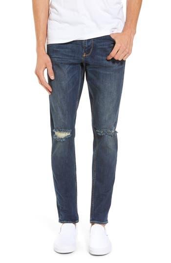 Men's Treasure & Bond Slim Fit Destroyed Jeans