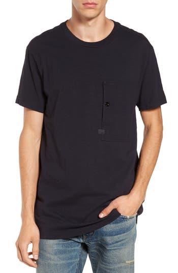 G-Star Raw Stalt Pocket T-Shirt, Orange