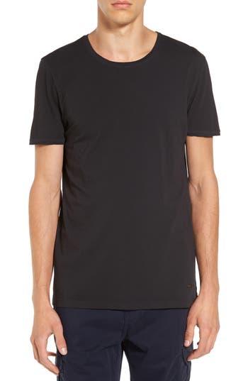Boss Orange Touring Solid T-Shirt, Black