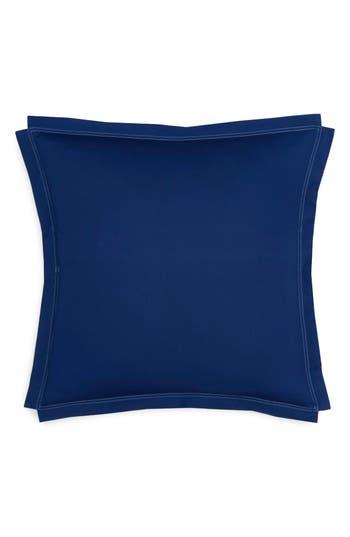 Southern Tide Sullivan Stripe Euro Sham, Size Euro - Blue