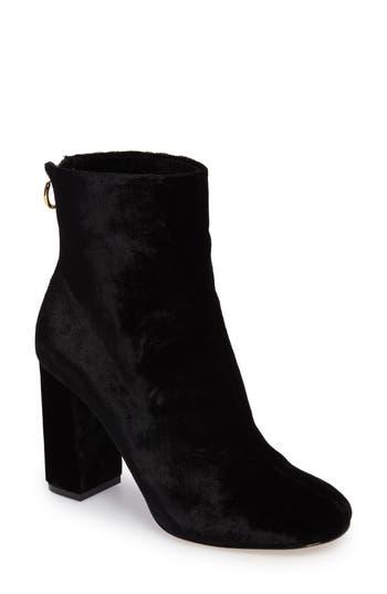 Joie Saleema Block Heel Bootie - Black