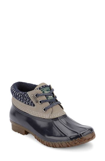 Women's G.h. Bass & Co. Dorothy Waterproof Duck Boot, Size 6 M - Grey