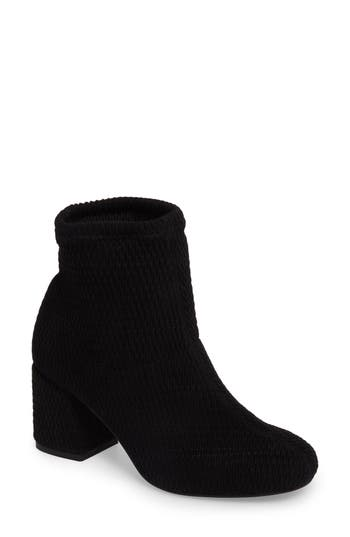Seychelles Ad Lib Sock Bootie, Black