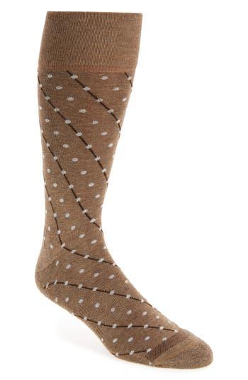 Men's Nordstrom Men's Shop Dot Socks