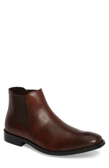 Kenneth Cole New York Chelsea Boot- Brown