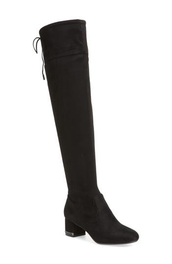 Michael Michael Kors Jamie Over The Knee Boot, Black