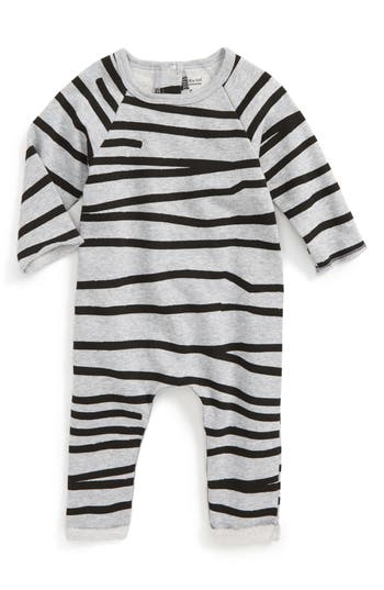 Infant Sookibaby Stripe Romper