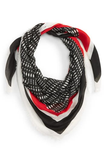 Women's Bp. Print Scarf