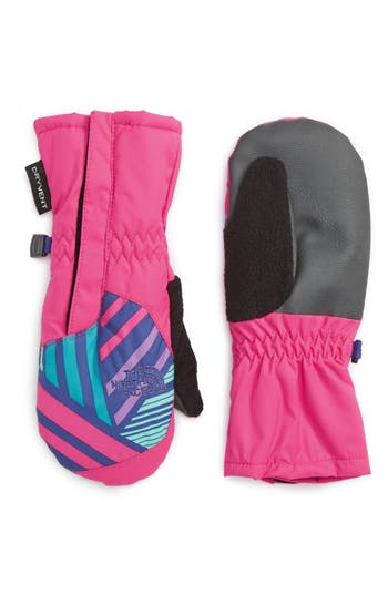 Toddler The North Face Heatseeker(TM) Insulated Mittens, T - Pink
