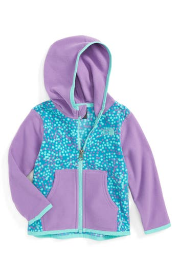 Infant Girls The North Face Glacier Zip Hoodie