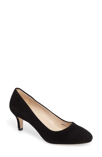 Pelle Moda Kay Pump, Black