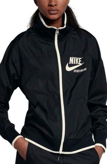 Nike Sportswear Archive Jacket, Black