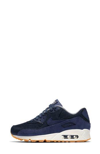 Nike Air Max 90 Se Sneaker- Blue