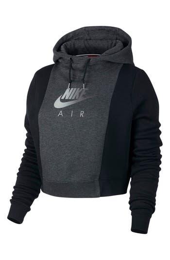 Nike Nsw Rally Air Crop Pullover Hoodie