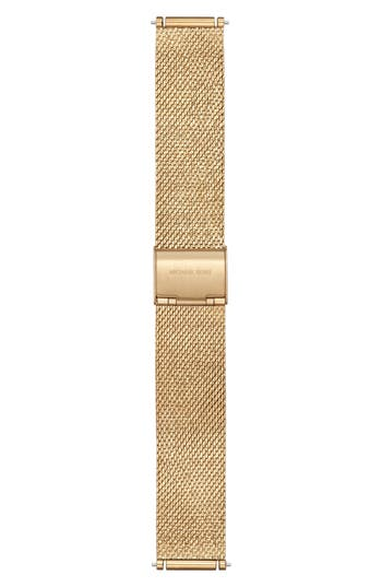Michael Kors Access Sofie 18mm Mesh Watch Strap