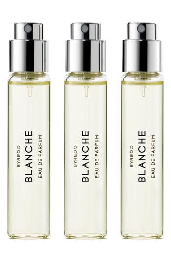 Byredo Blanche Eau De Parfum Travel Spray Trio