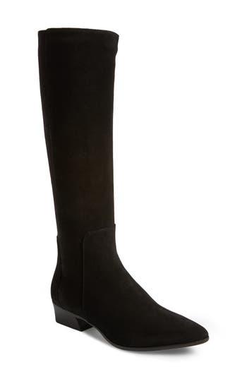 Aquatalia Federica Weatherproof Knee High Boot, Black