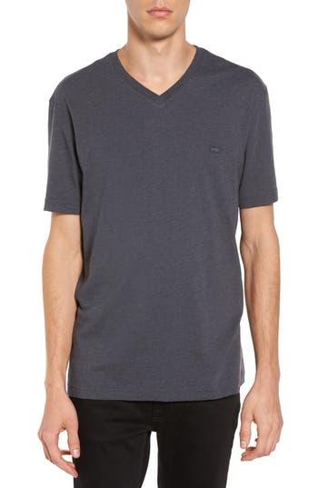 Lacoste V-Neck T-Shirt, Grey