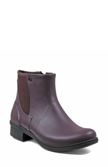 Bogs Auburn Insulated Waterproof Boot, Purple